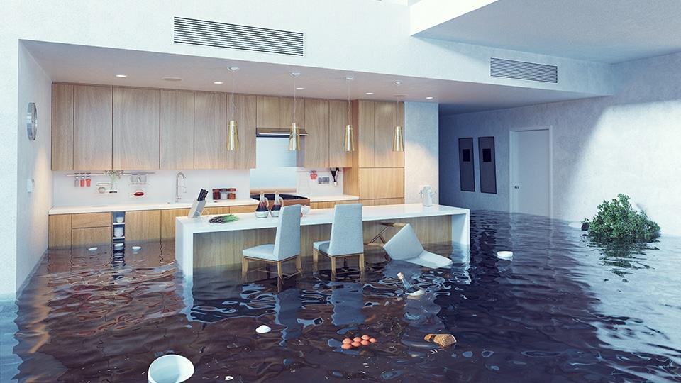 No Flood Insurance? Don\'t Get Swamped - Muller Insurance